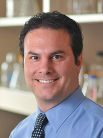 Daniel LaBarbera, PhD, associate professor of drug discovery and medicinal chemistry at Skaggs School of Pharmacy and Pharmaceutical Sciences.