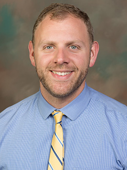 Joshua Denson, MD, is a fellow in pulmonary and critical care at the CU School of Medicine.