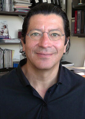 Dr. Raul Torres, professor of immunology and microbiology at CU Anschutz