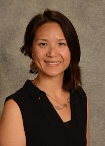 Elena Hsieh, MD, assistant professor of pediatrics and microbiology, immunology at the CU School of Medicine and CHCO.