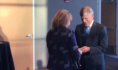 Chancellor Elliman and Laura Bernstein