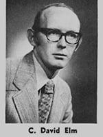 David Elm from 1973