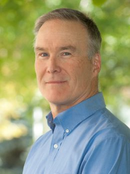 John Adgate, chair of ColoradoSPH's Department of Environmental and Occupational Health