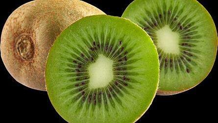 Kiwi fruit, among others, contains a powerful antioxidant shown to halt or prevent fatty liver disease in young mice.