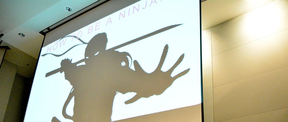 Wolfpack Ninja presentation