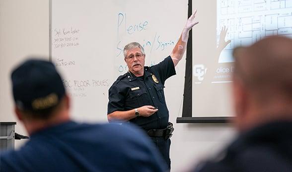 University Police Smidt