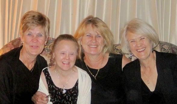 Brain donor Gretchen Josephson