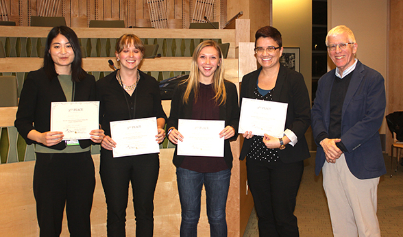 third-place team public health case competition