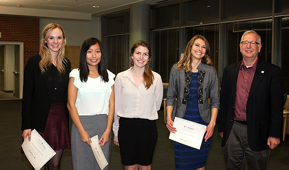 2016 public health case competition winners