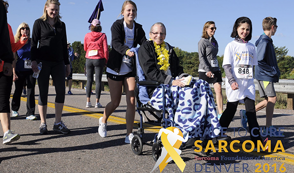 Denver Race to Cure Sarcoma 5K Run