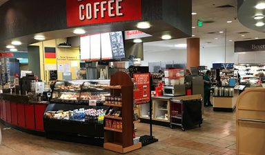 UCH Cafeteria