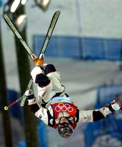 Jeremy Bloom 2006 Olympics