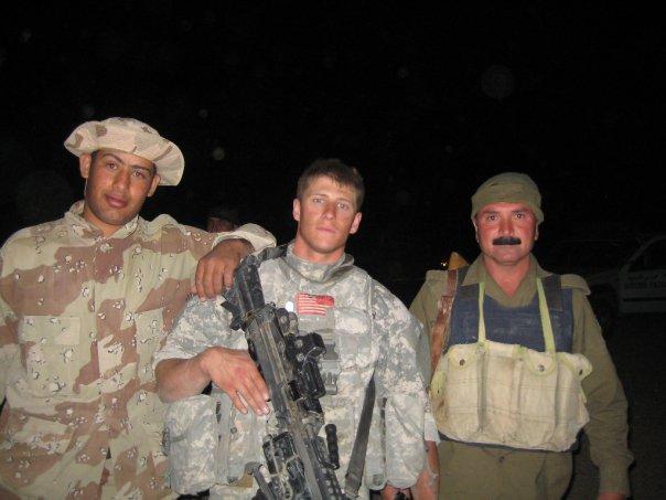 SGT Milo in Iraq