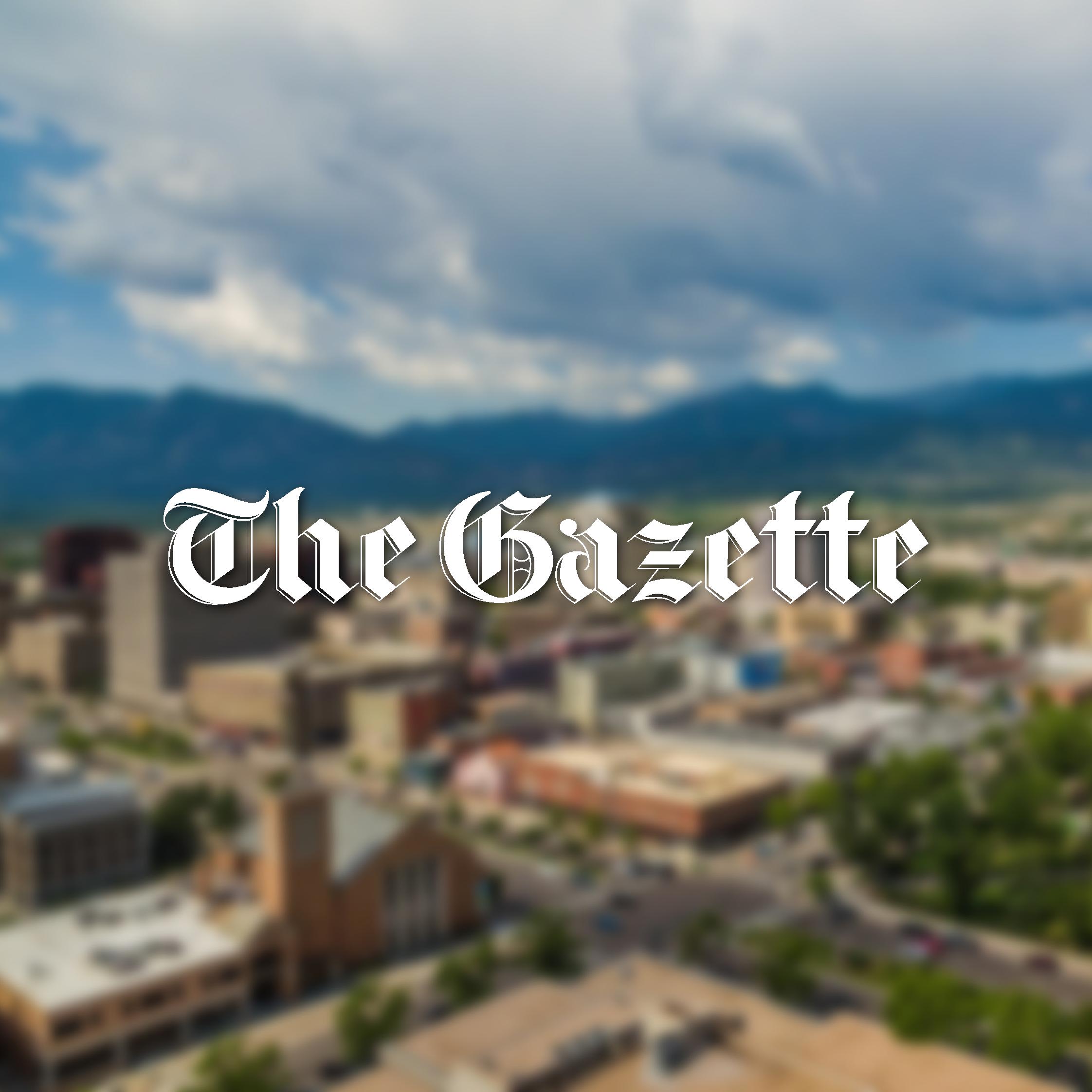 Colorado Springs Gazette
